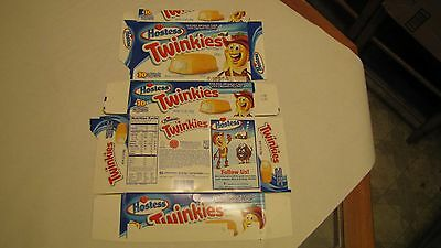 Hostess  Pre Bankruptcy Interstate Brands  Twinkies Christmas Holiday Box