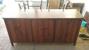 SOLID WOOD BUFFET/SIDEBOARD Greenslopes Brisbane South West Preview