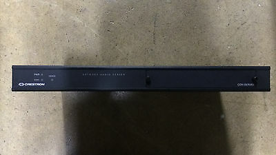 CRESTRON CEN-ISERVER NETWORK AUDIO SERVER **TESTED AND UPDATED**