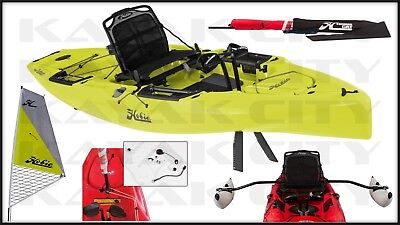2019 Hobie Mirage Outback Kayak - Sailing Package (Multiple Colors Available)