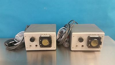 Lipo- Suction Pumps Lot Of 2 Econ Ii Anesthesia Pump Model 319