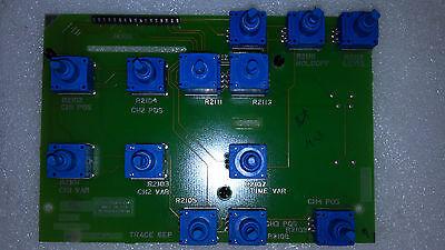 Tektronix Ga8929-06 670-9402-00 Pcb For Tektronix 2245a-2247a