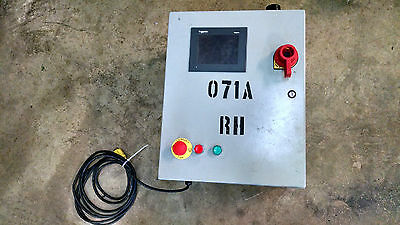 Schneider Electric Magelis Xbtgt2120 Telemecanique Interface Panel Xbtgt 2120