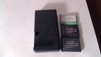 Зарядное устройство 3 Batteries & Charger