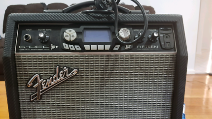 Fender g dec amp Wantirna Knox Area Preview