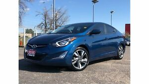 2015 Hyundai Elantra GLS**SUNROOF**BLUETOOTH**HEATED SEATS**