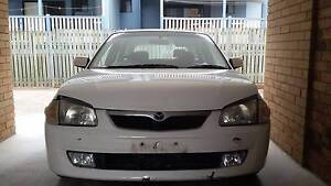 1999 Mazda 323 Hatchback Coorparoo Brisbane South East Preview