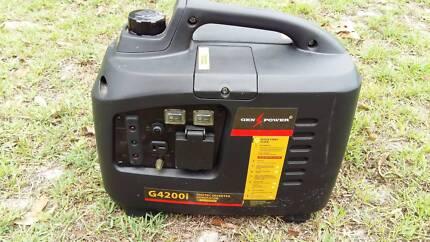 Generator for camping/caravan/home blackouts