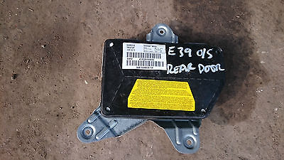 BMW E39 5 SERIES OS REAR DOOR SIDE IMPACT AIRBAG PT NO72127072622