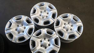 Ford Ranger wheels Redcliffe Redcliffe Area Preview