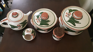 pottery and casserole set Wooloowin Brisbane North East Preview