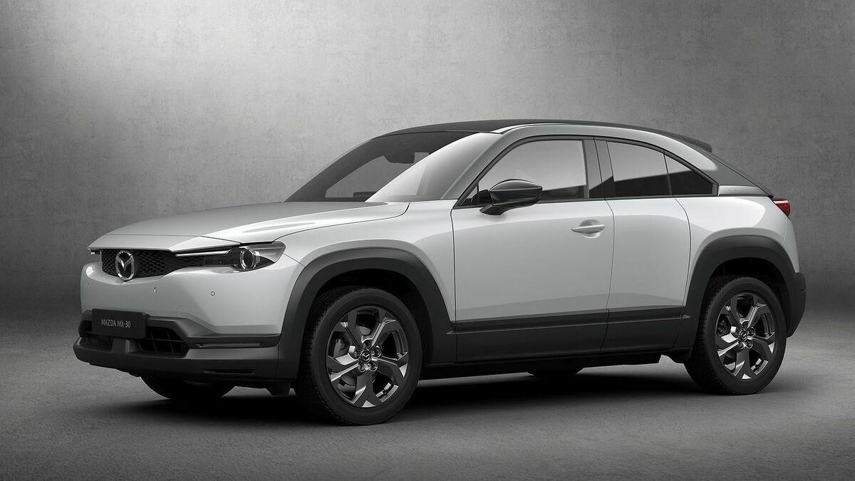 Mazda Mx 30 Elektro 2020 Neuvorstellung Mobile De