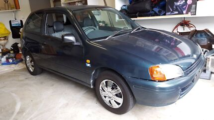 1998 STARLET $1650, RWC  Hope Island Gold Coast North Preview