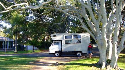 Toyota campervan motorhome winnebago cheap house on wheels Coburg Moreland Area Preview
