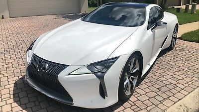 2018 Lexus LC 500 LC 500 RWD 2018 Lexus LC 500 Pre-Owned 5L V-8