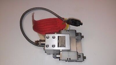 """Nordson Used Glue Gun, 4 Head, 3"""" Apart, Model# H204SPL, Part# 724366A"""