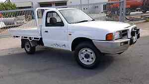 Ford courier turbo diesel 4x4 ute Newton Campbelltown Area Preview