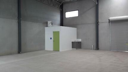 Warehouse, Factory, Storage Space