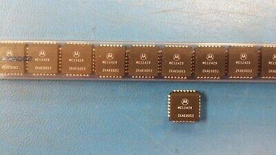 1pc Mc12429fn Clock Generator 400mhz Cmos Pqcc28
