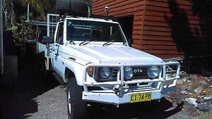 1990 Toyota LandCruiser Lazy Axle Dual Fuel Safety Beach Coffs Harbour Area Preview