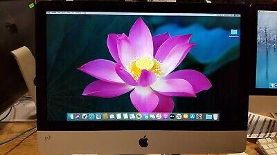 "Apple iMac A1418 21.5"" Intel Core i3 3.3 500GB 8GB, CATALINA MID 2013"