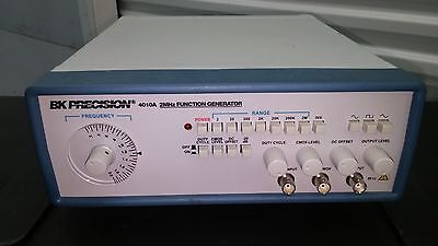 Bk Precision 4010a 2mhz Function Generator