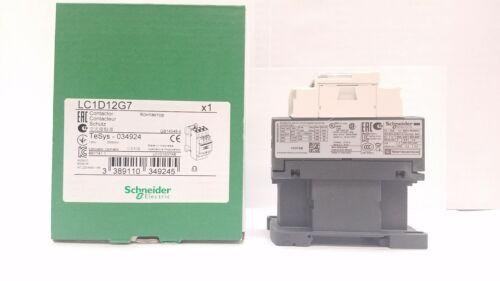 SQUARE D LC1D12G7 120VAC 12 AMPS