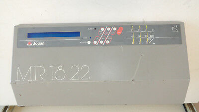 Jouan Refrigerated Benchtop Centrifuge Mr18 22 Front Panel Boards And Lid