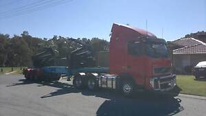 SEA CONTAINERS AND SIDELOADER TRANSPORT Perth Perth City Area Preview