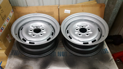 "Hk Ht Hg Holden Monaro car  Gts 6"" rims wheels"