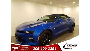 2017 Chevrolet Camaro 2SS|Convertible|Hyper Blue|455HP