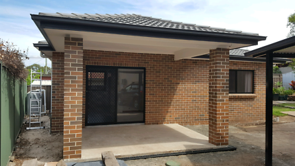 Brand new brick granny flat for rent (gas bills included)