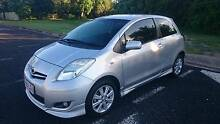 2008 Toyota Yaris YRX Hatch Cook Area Preview