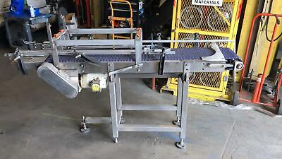 Stainless Steel Bottle Conveyor