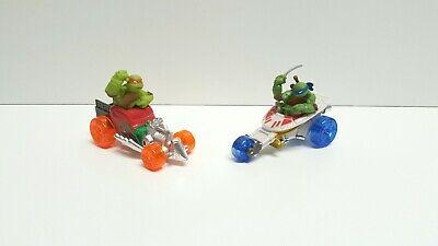 TMNT Ninja Turtles T Machines Mikey & Leo (2014) - Diecast Cars