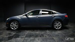 2010 Mazda Mazda6 GT PUSH BUTTON START! LEATHER! HEATED SEATS!