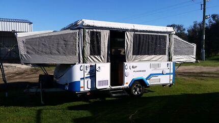 2014 Jayco Flamingo 'Limited Edition' Camper Van Donnybrook Donnybrook Area Preview