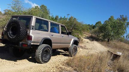GQ NISSAN PATROL 1996 Brinsmead Cairns City Preview