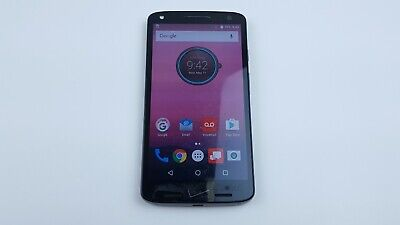 Motorola Droid Turbo 2 32GB - Black (Verizon) Smartphone Clean IMEI J4262