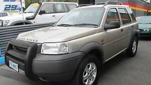 2001 Land Rover Freelander SE Wagon Youngtown Launceston Area Preview