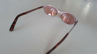 Tolle Sonnenbrille peach farbend - massive Qualität und sehr gute Verarbeitung