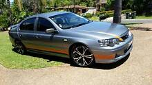 2004 Ford Falcon XR6 MK11 Sedan Campbelltown Campbelltown Area Preview
