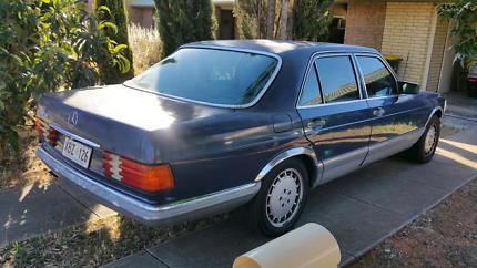 1985 w126 280se Mercedes Benz $2500ono