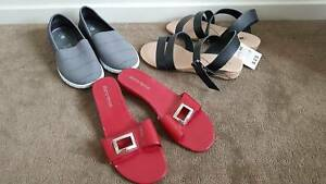 Size 11 shoes incl BNWT sandals - RRP$50 from $5 Kangaroo Point Brisbane South East Preview