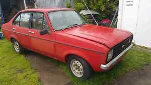 79 ford escort, very little rust, good project Bairnsdale East Gippsland Preview