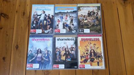 Shameless (usa) seasons 1-6 on dvd