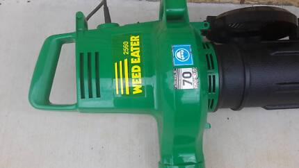 Weed eater electric blower and vacuum