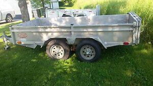 Remorque /trailer/aluminium