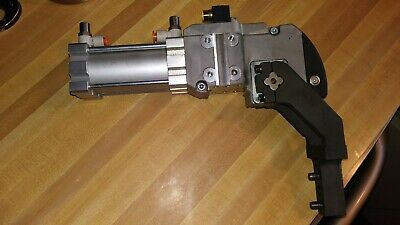 Smc Ckzt40tn-90t Pneumatic Cylinder W Turck Sensor 3 Available