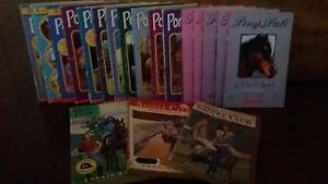 Pony Pals and The Saddle Club book collection x 19 Pimlico Townsville City Preview